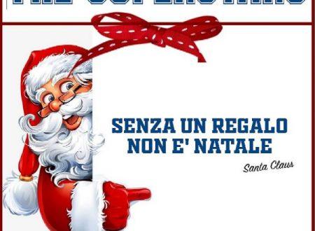 """The Superstars in radio dal 3 Dicembre con il singolo """"Senza un regalo non è Natale"""""""