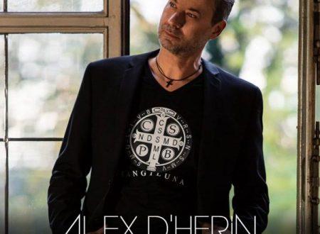 """Alex D'Herin in radio con il singolo """"L' uomo senza storia"""""""
