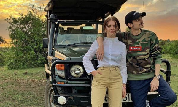 Fabio Rovazzi sceglie una vacanza studio in Kenya a contatto con la natura