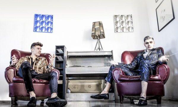 """""""Temporale"""" in radio il nuovo singolo di Theos e Mattia"""
