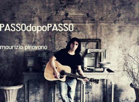 """Maurizio Privano in radio con il nuovo singolo """"Passo dopo passo"""""""