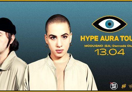 """COMA COSE live sabato 13 aprile al Demodè presentano """"Hype Aura"""""""
