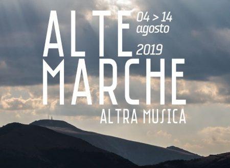 Alte Marche Altra Musica Festival arriva alla seconda edizione