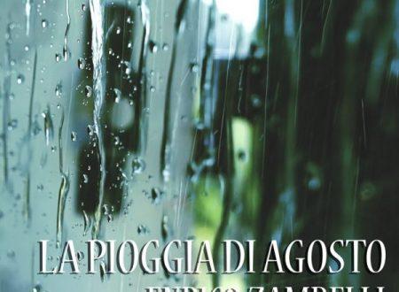 """In radio e nei digital store dal 21 Ottobre """"La pioggia di Agosto"""",  il primo singolo da solista di Enrico Zambelli."""