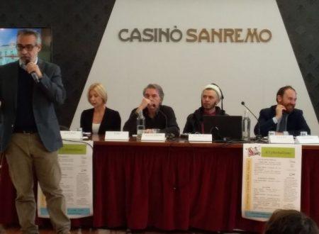 Sanremo – Marco Sentieri a cappella canta Billy Blu al Casinò dopo convegno su Cyberbullismo