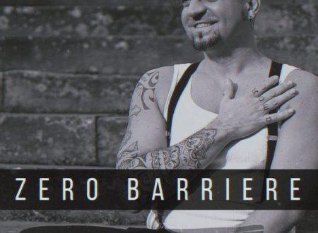 """Benedetto Alchieri in radio e nei digital store con il singolo """"Zero barriere"""""""