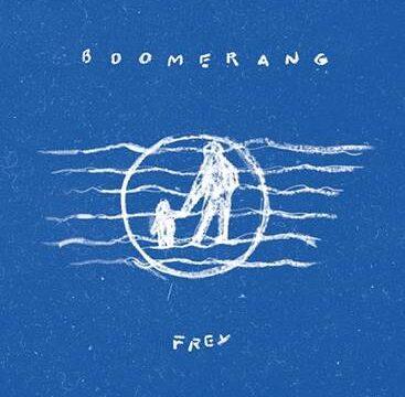 FREY | il 3 aprile esce BOOMERANG, il quinto capitolo che racconta il nuovo disco BACI NEL VENTO