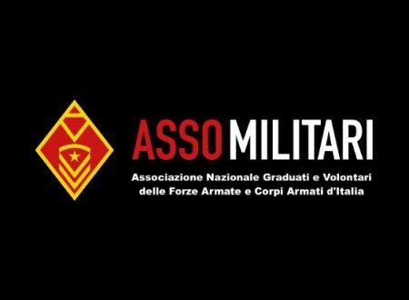 """COVID-19 ASSOMILITARI A FIANCO DELLA POPOLAZIONE ITALIANA LANCIA UN VIDEO """"MOTIVAZIONALE"""""""