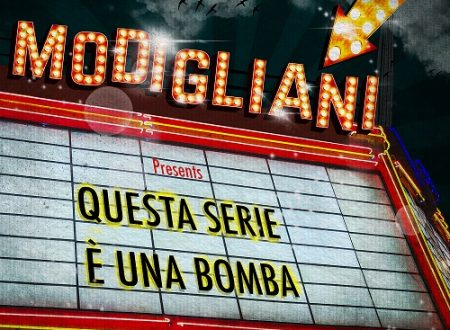 MODIGLIANI | rivelato il titolo del nuovo singolo: QUESTA SERIE E' UNA BOMBA