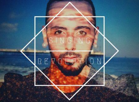 """Dopo The Voice UK e Tu si que vales, il nuovo singolo """"Singing Revolution"""" di Kalon Rae"""