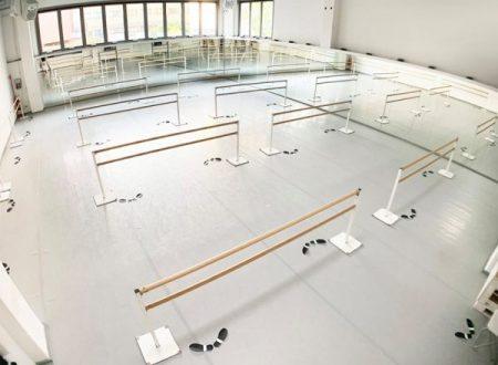 Area Dance Milano pronta a ripartire