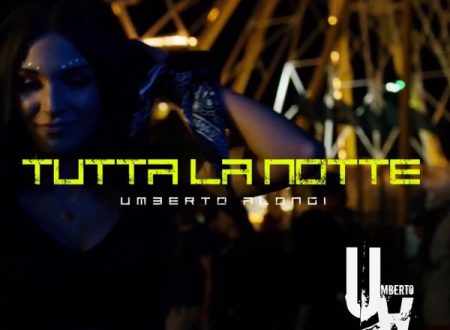 Umberto Alongi in radio con il nuovo singolo Tutta la notte