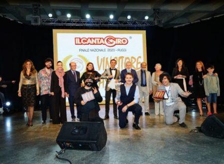 Alberto Giovinazzo è il vincitore del Cantagiro 2020, edizione capitanata da Claudio Lippi