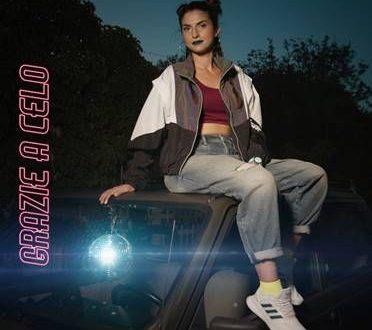 """Oggi esce in radio e in digitale """"Grazie a Celo"""", il nuovo singolo di Celo, nome d'arte della cantante r'n'b siciliana Celeste De Lisi"""