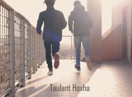 """In radio """"Il tempo passa"""" il nuovo singolo dell'artista Taulant Hoxha"""