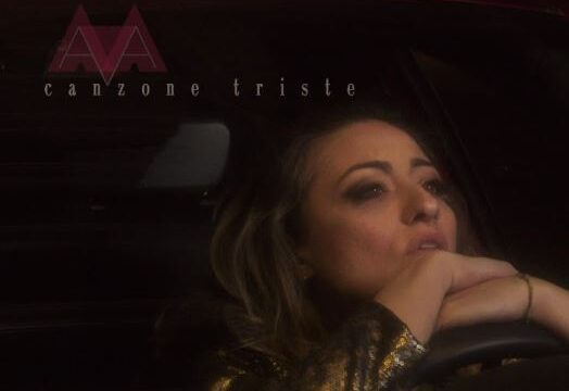 """Dal 28 MAGGIO è in rotazione radiofonica e su tutte le piattaforme digitali """"CANZONE TRISTE , il nuovo singolo di AVA."""