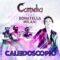 """CAMELIA FEAT. DONATELLA MILANI, esce in radio venerdì 25 giugno il nuovo singolo """"CALEIDOSCOPIO"""""""