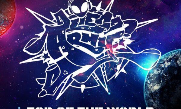 """DJ BRONT entra in Alien Army: """"Top Of The World"""" è il nuovo singolo"""