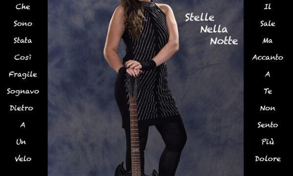 """Esce il primo singolo di Emanuela Ferrando """" Stelle Nella Notte """""""