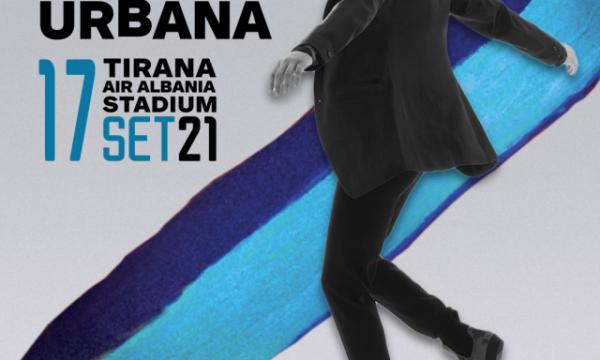 ERMAL META IN CONCERTO ALL' AIR ALBANIA STADIUM Il 17 SETTEMBRE 2021 A TIRANA