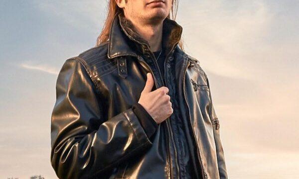 """DAMIANO BIASUTTO: il chitarrista friulano pubblica il suo nuovo album """"Powered By Steel"""""""