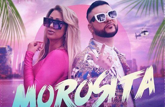 """Da venerdì 10 settembre sarà in rotazione radiofonica """"MOROSITA"""", brano d'esordio di Roxy, realizzato insieme al rapper J.And."""